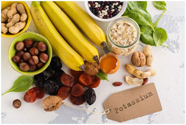 Reduce Potassium Diet For Kidneys Healthy