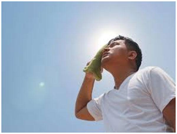 Prevent sunstroke