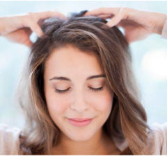 Scalp Massage At Home