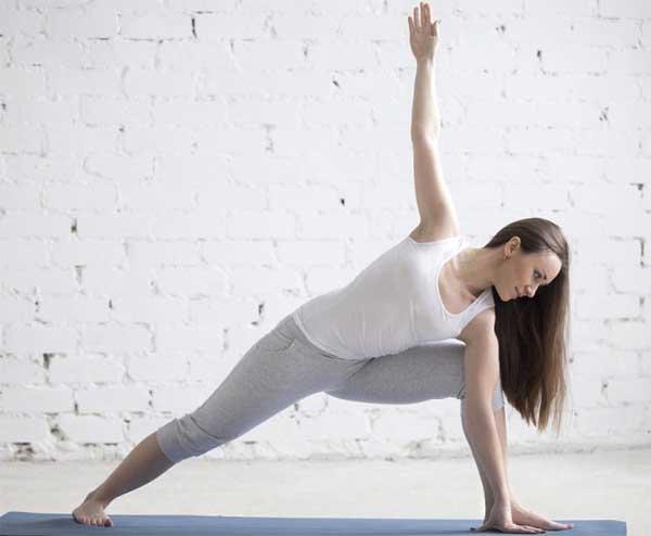 Side-Angle Pose