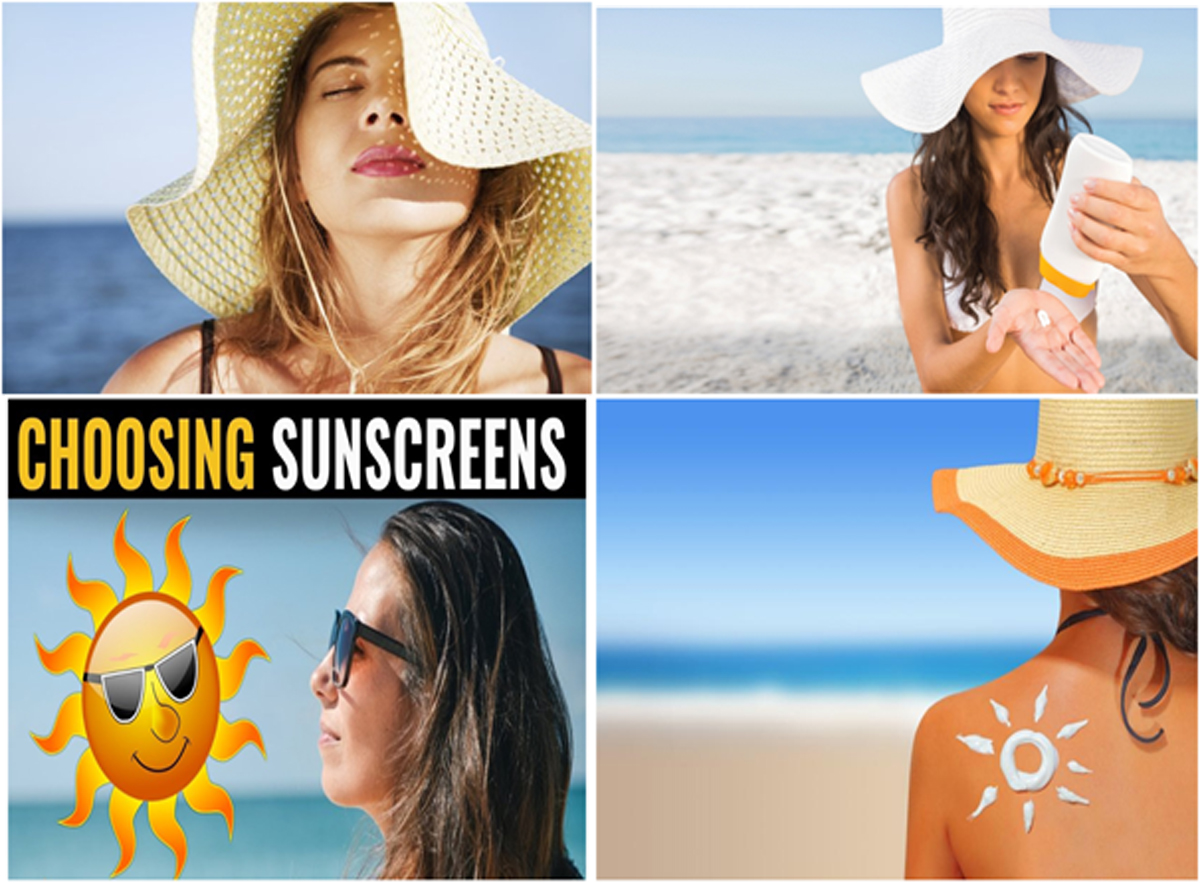 How To Choose The Right Sunscreen For Your Skin