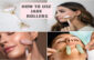 Benefits Of Using Face Roller Or Jade Roller