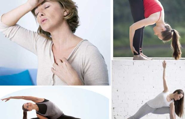 Effective Yoga Poses That Will Treat Menopause