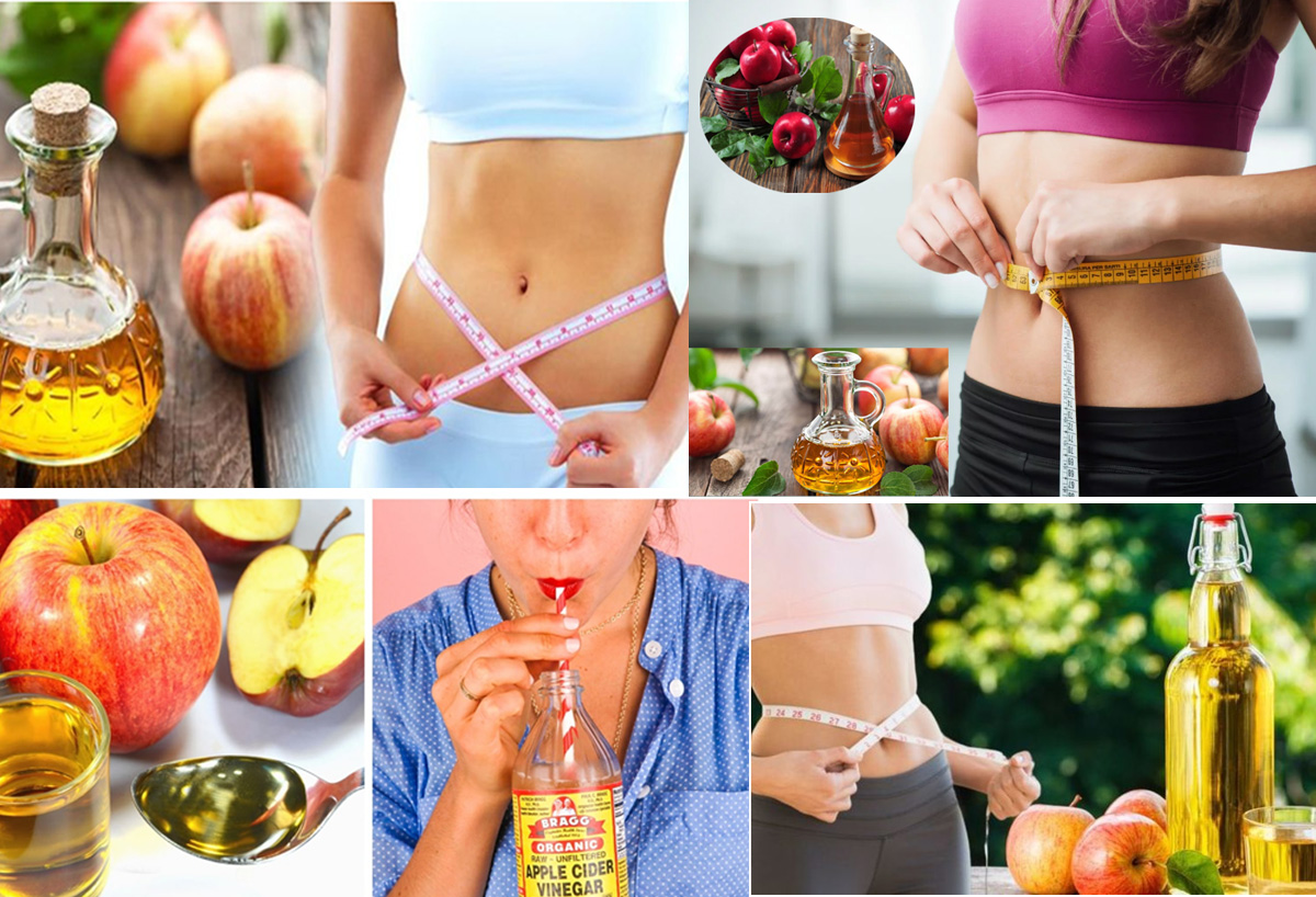 Apple Cider Vinegar: A Rapid Solution For Weight Loss