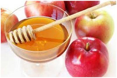 The Apple Honey Face Mask