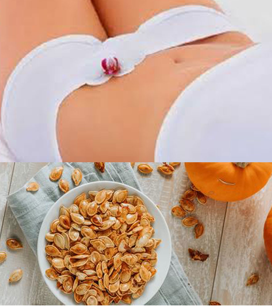 Pumpkin compress Remedy For The Private Part Boils