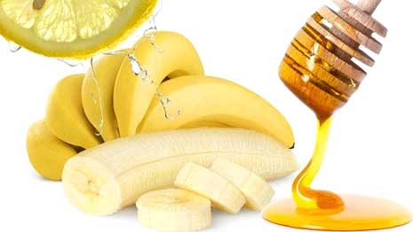 Banana For Making Your Hair Smooth And Nourished
