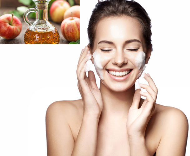 How to apply Apple Cider Vinegar on your face