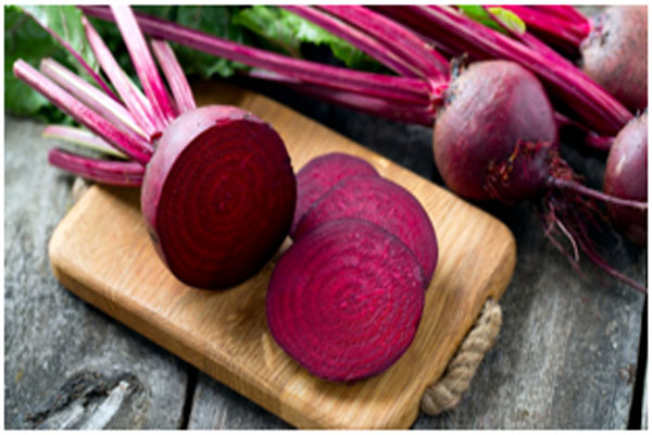 Beetroot flushes out toxins