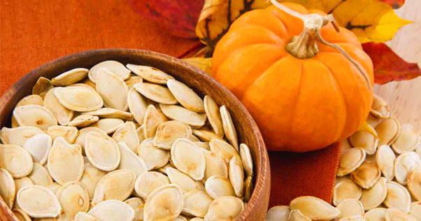 Surprising Benefits of Pumpkin Seeds