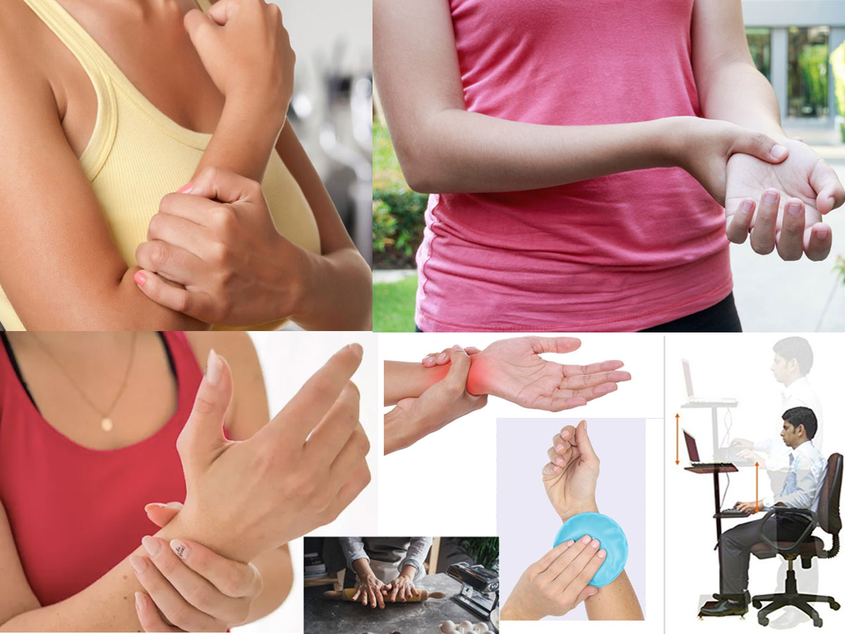 Best Home Remedies To Relieve Wrist Pain