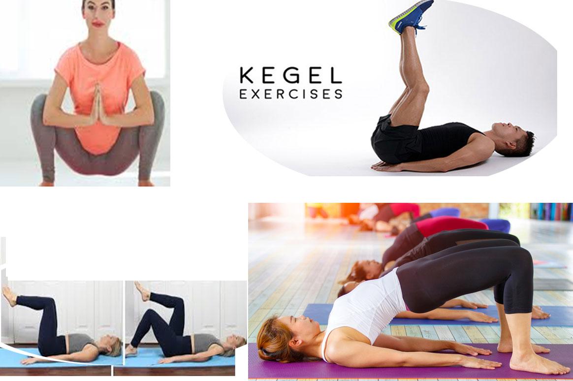 Best Kegel Exercises to Strengthen Pelvic Floor Muscles