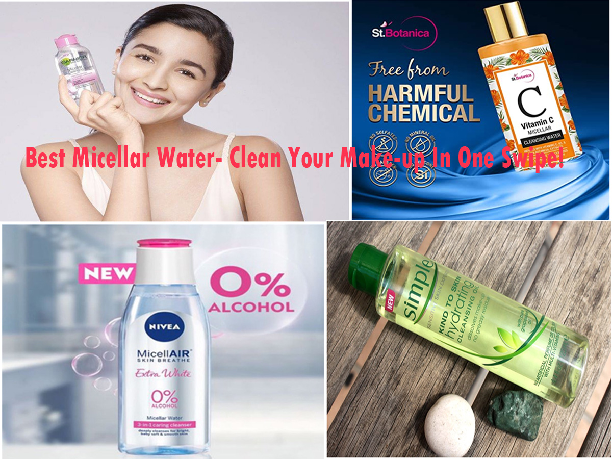 Which Micellar Water Is The Right For Your Skin