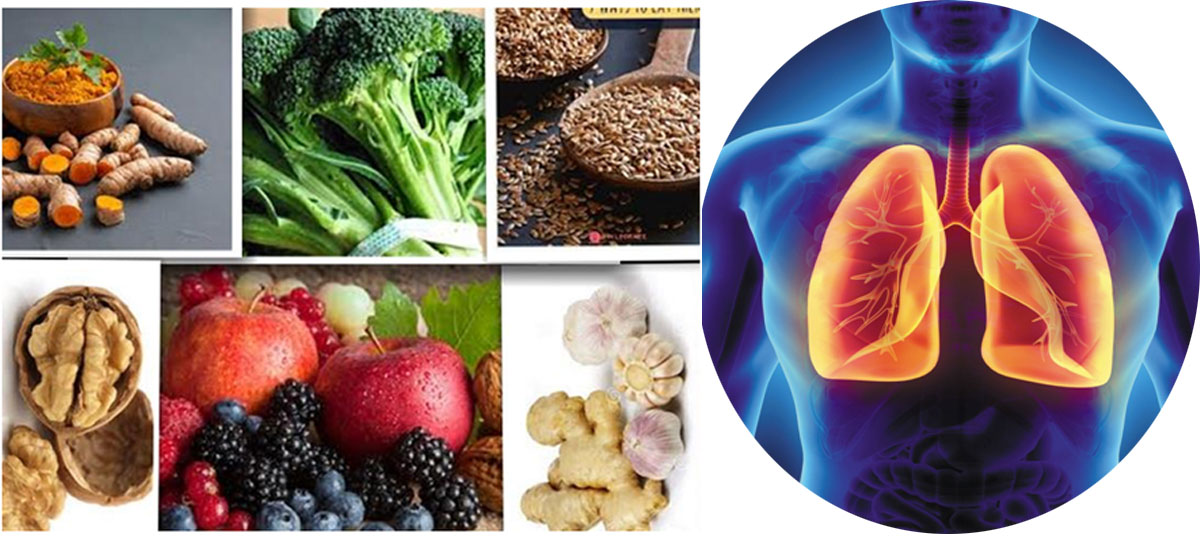 Boost Lungs Health To Breath Better With Super Foods
