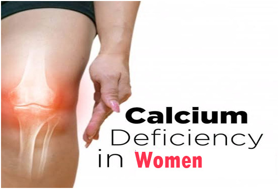 Calcium Deficiency (Hypocalcaemia) In Women