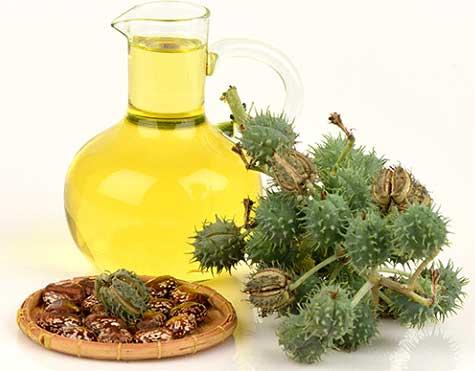 óleo de castor
