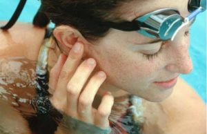 Cause of Swimmer's Ear