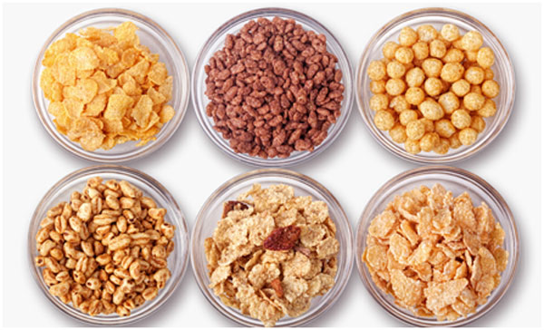 Packed Cereals