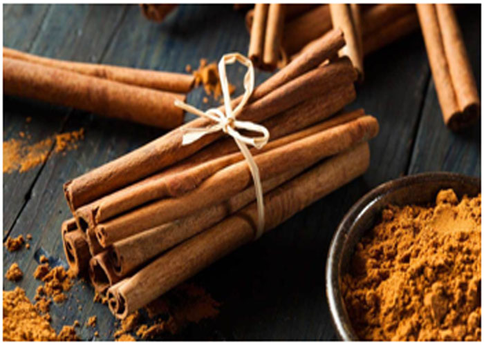 Cinnamon For Making Your Hair Smooth And Nourished