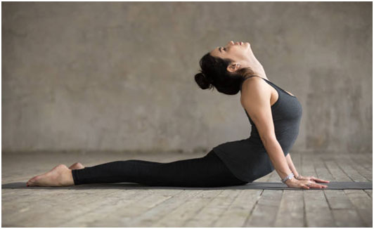 Cobra Pose(Bhujangasana) Yoga Pose To Burn Belly Fat Faster