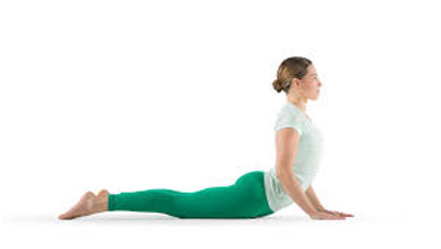 Bhujangasana ( The Cobra Pose) For Hypothyroidism
