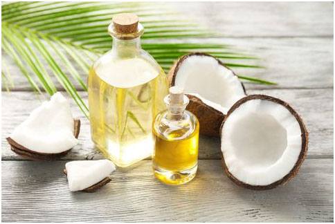 Coconut Oil Get Rid For Cracked Nipples in Breast Feeding Mothers
