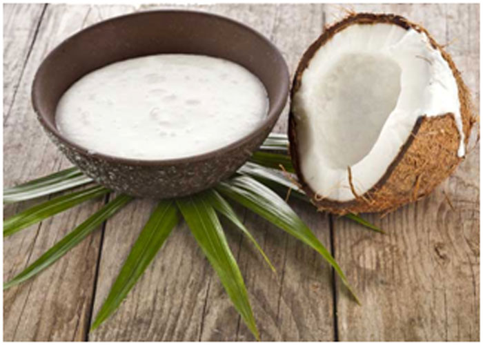 Coconut Milk For Making Your Hair Smooth And Nourished