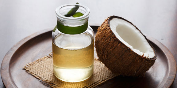 Coconut Oil And Lemon