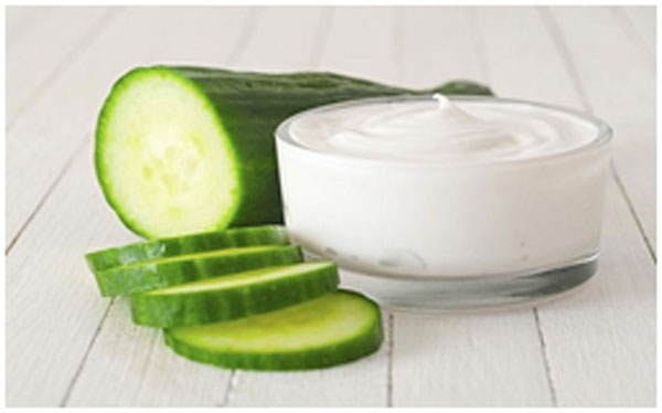 Cucumber And Milk Pack
