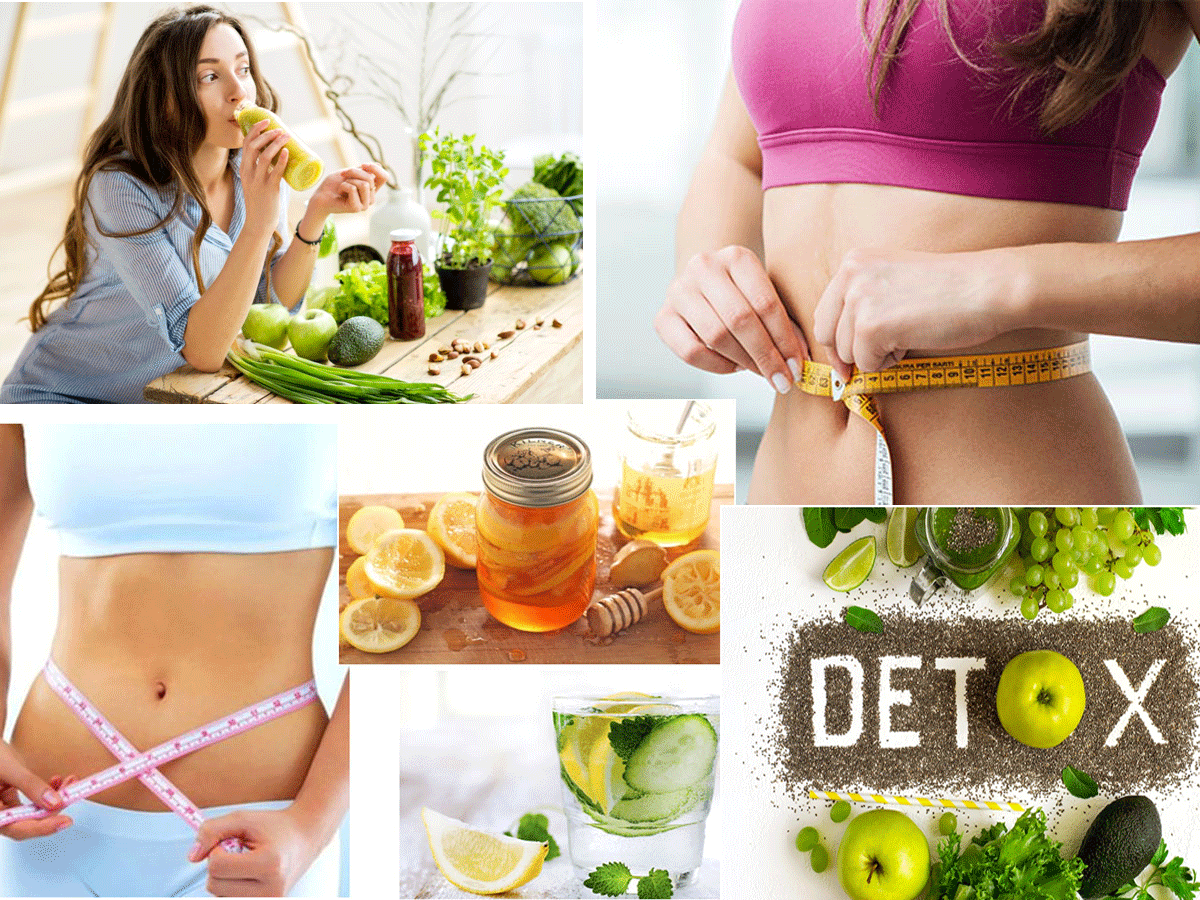 Detox Drinks To Help You Lose Weight Fast
