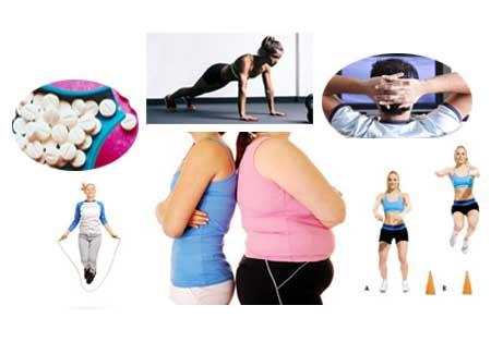 Como perder gordura corporal com 3 exercícios simples e eficaz em casa