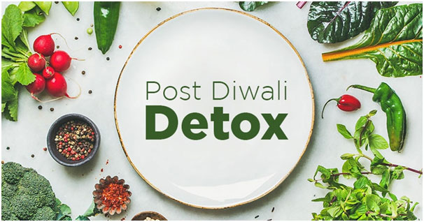 Natural Ways To Detox Your Body After Diwali