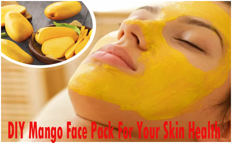 Ways To Use Diy Mango Face Pack For Your Skin Health