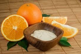Orange Juice And Sandalwood Powder Pack