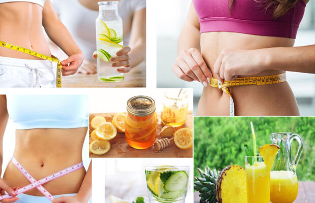 Easy Homemade Detox Drinks For Weight Loss