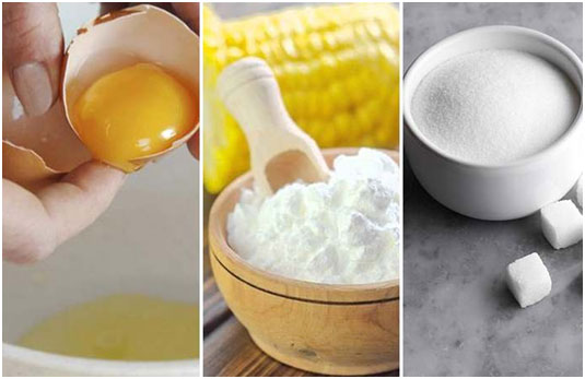 Egg, Cornstarch And Sugar Home Remedies To Get Rid Of Underarm/Armpit Hair