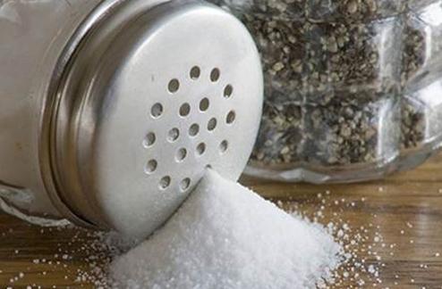 Excess Salt