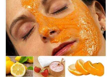 Simple Homemade Fruit Face Masks for Oily Skin