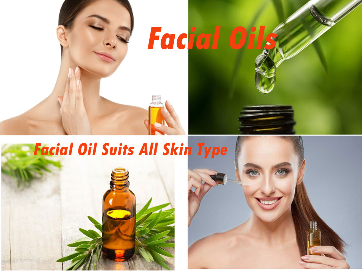 Facial Oils: Which Oil Should Use On Your Face?