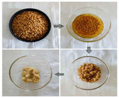 Fenugreek seeds helps in keeping acne at bay and makes the skin radiant