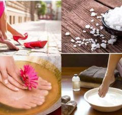 Home Remedies For Curing Foot Pain