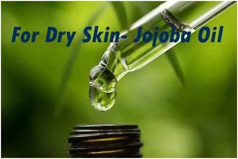 For Dry Skin- Jojoba Oil