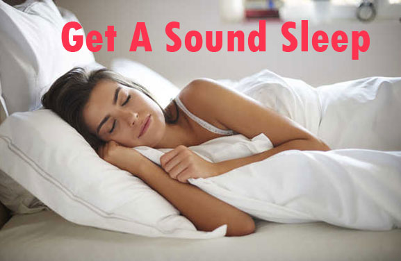 Get A Sound Sleep