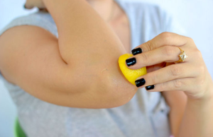 Get rid of Dark Elbow