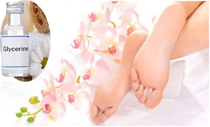 Glycerine For Soft Heels
