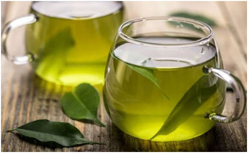 Green tea is superbly rich in antioxidants