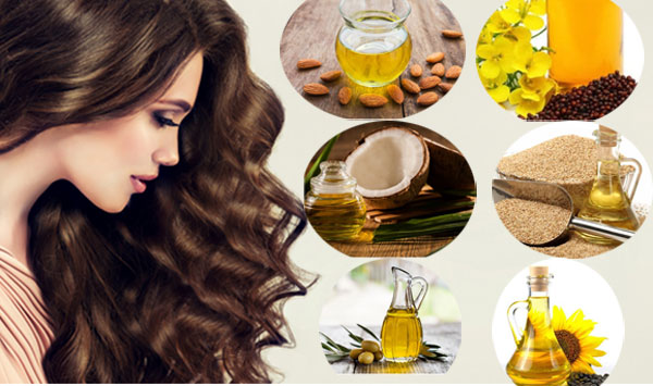 Cooking Oils that are Best as Hair Oil