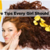 Amazing Hair Care Tips & Home Remedies To Get Beautiful, Bouncy Hair!