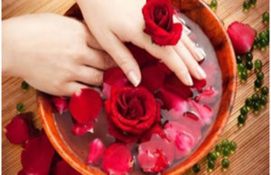 Rose water is very effective soothing the sunburns during summers