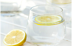Health Benefits Of Lemon Water